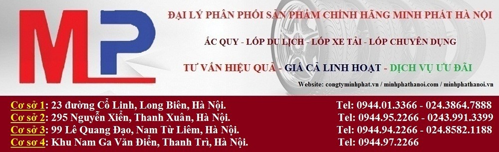 Minh Phát Hà Nội – Đại lý lốp Kumho chính hãng hàng đầu hiện nay