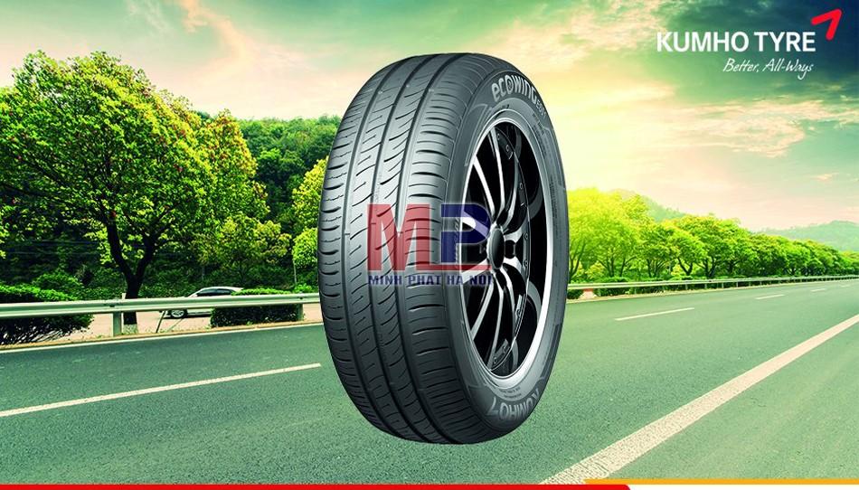 Tiêu chuẩn chọn lốp ô tô Kumho chính hãng