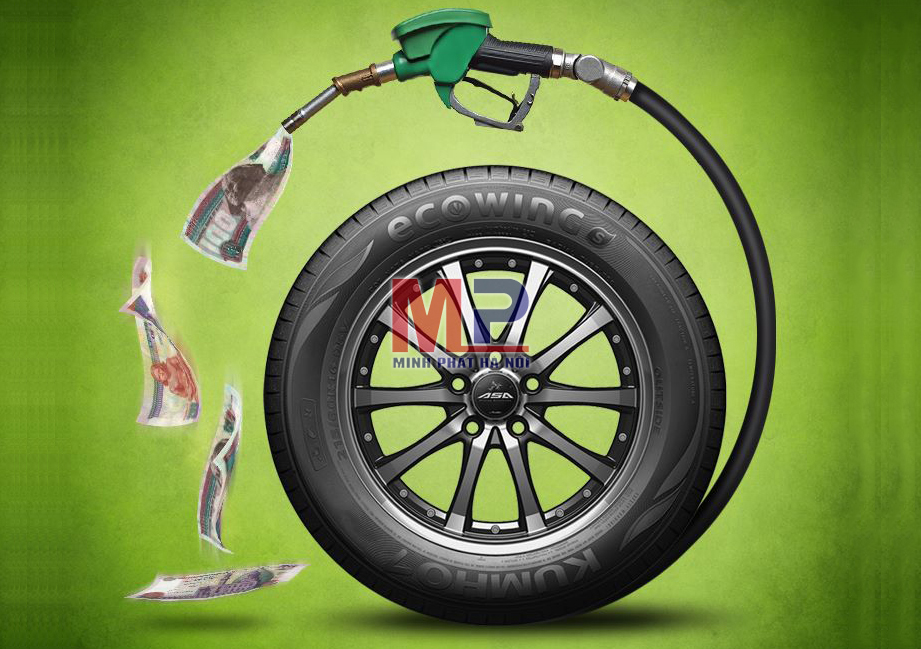 Công nghệ vật liệu xanh là điểm mấu chốt của KH27 Ecowing Kumho