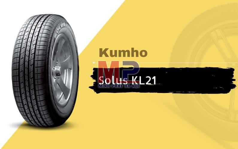 Kumho KL21 - Đẳng cấp cho những chiếc SUV với khả năng offroad