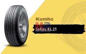 Lốp Kumho Solus KL21 dành riêng cho mẫu xe SUV 7 chỗ Huyndai Santafe