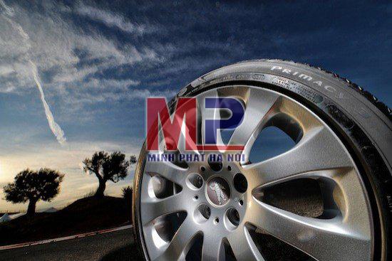 Quy trình thay lốp tại đại lý lốp ô tô Kumho - Minh Phát Hà Nội