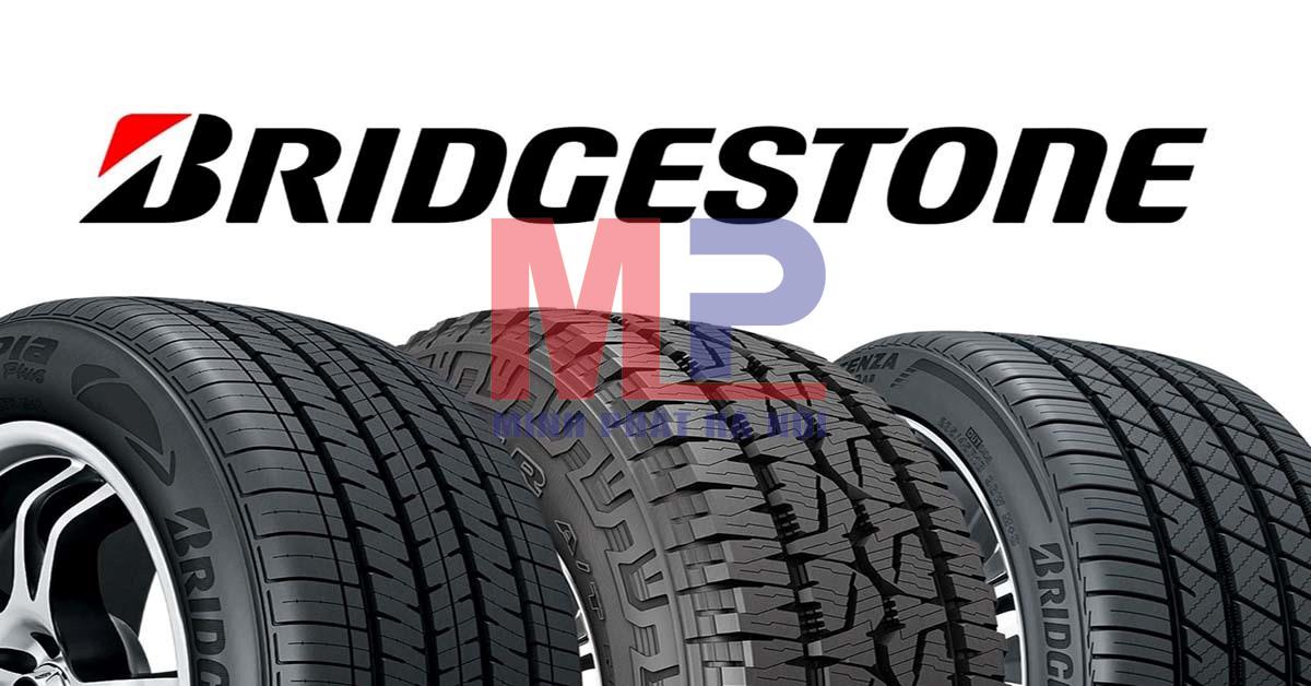 Lốp Bridgestone được sử dụng tại nhiều quốc gia