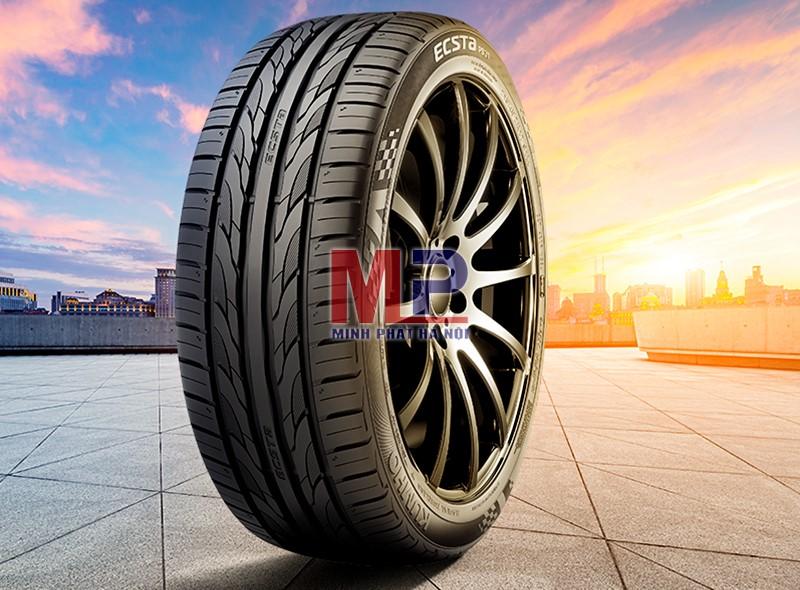 Lốp Kumho có nhiều mẫu mã phong phú phù hợp với nhiều loại xe