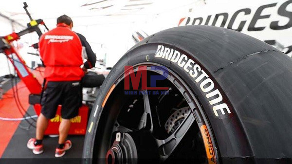 Lốp Bridgestone độ bền cao
