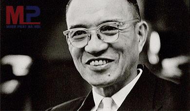 Nhà sáng lập ra Bridgestone ngày nay ông Shijiro Ishibashi