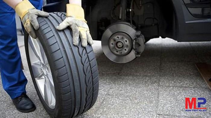 Cần kiểm tra lốp Hankook thường xuyên