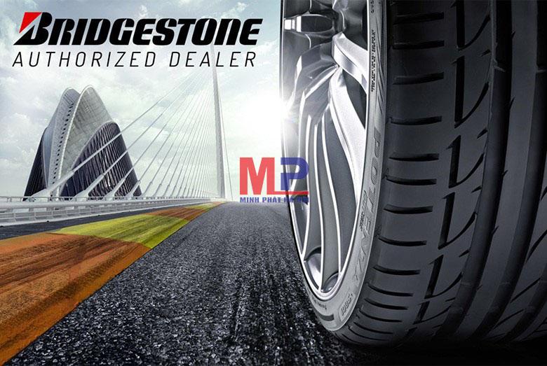 Đồng hành với khách hàng trên mọi nẻo đường - bảng giá lốp xe Bridgestone