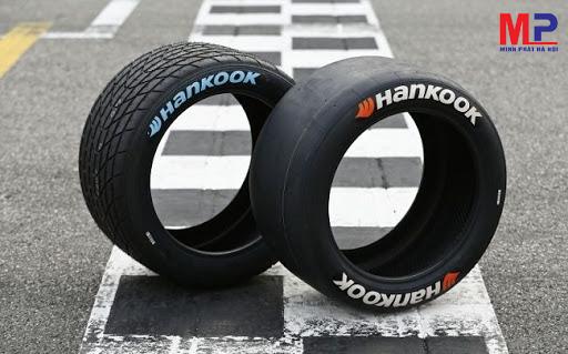 Hankook - thương hiệu lốp xe nổi tiếng thế giới