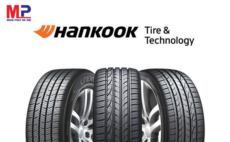 Lốp Hankook có nhiều công nghệ tiên tiến