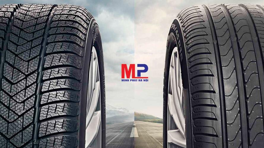 Michelin và Kumho là hai dòng lốp khá được ưa chuộng tại Việt Nam