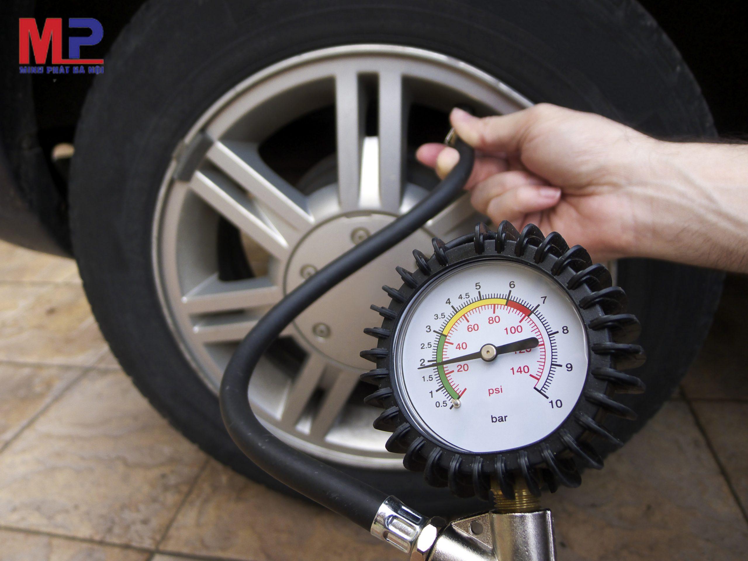 Những lưu ý không thể bỏ qua khi kiểm tra áp suất lốp hankook
