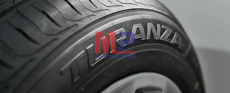 Turanza Gr100 được sản xuất với công nghệ tiên tiến nhất của hãng Bridgestone