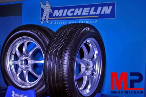 Lốp Michelin được sử dụng cho nhiều dòng xe khác nhau