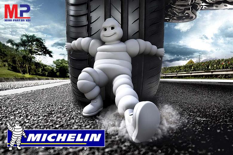 Sự hình thành và phát triển của công ty vỏ xe Michelin