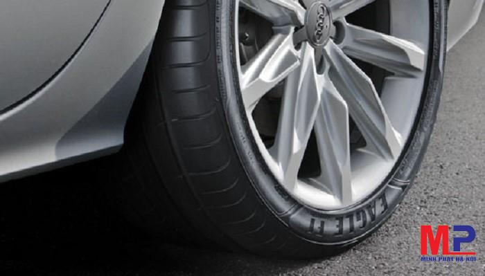 Lốp có độ bám đường cao