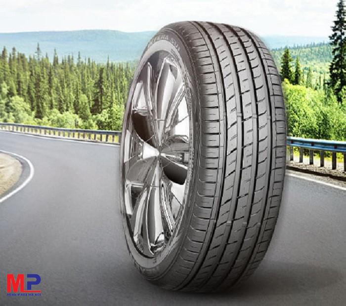 Lốp xe Goodyear có độ bền cao