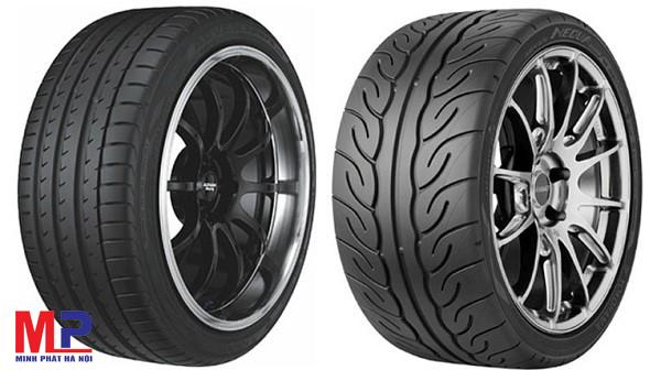 Lốp xe Goodyear thiết kế độ bền cao