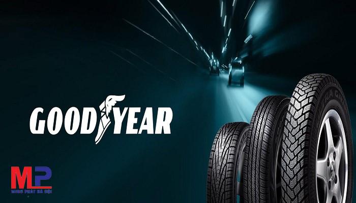 Minh Phát cung cấp vỏ xe Goodyear chất lượng