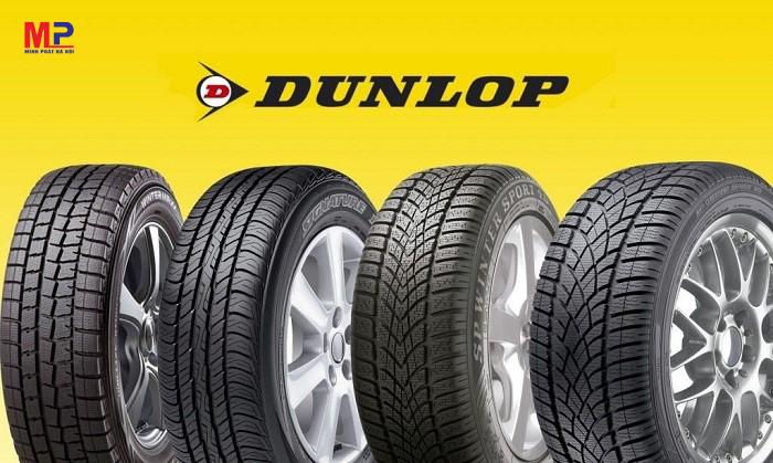 So sánh lốp Goodyear với Dunlop có gì khác biệt