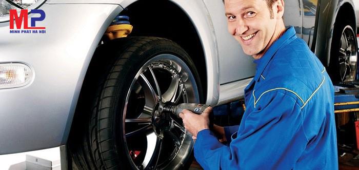 Thiết kế lốp xe hiện đại