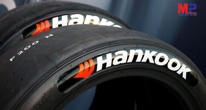Lốp Hankook sử dụng nhiều công nghệ hiện đại và tiên tiến bậc nhất