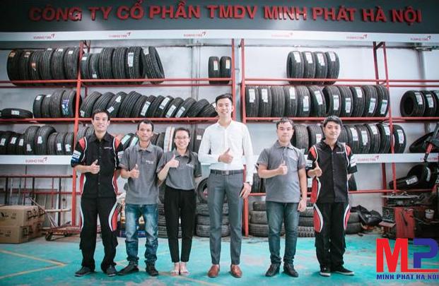 Minh Phát Hà Nội chuyên cung cấp lốp Goodyear với nhiều mẫu mã phù hợp với mọi dòng xe