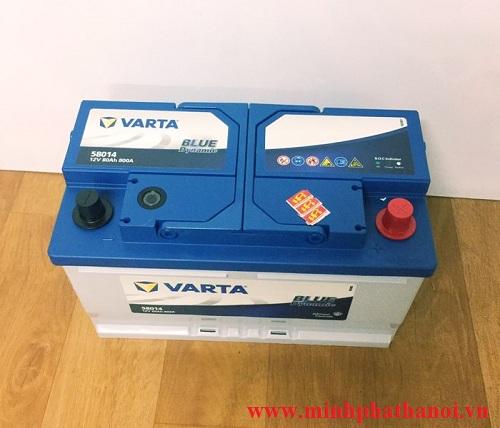 Ắc quy Varta DIN 58014 (80ah-12v)