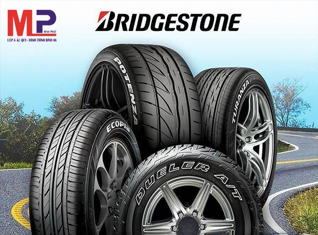 Lốp xe Bridgestone có những đặc điểm gì? Sử dụng có tốt không ?