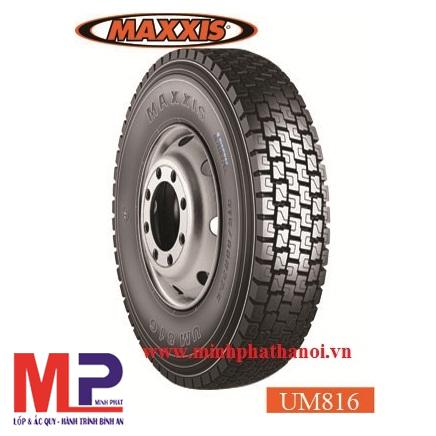 Tại Minh Phát có đầy đủ các loại kích cỡ của lốp Maxxis uy tín chất lượng