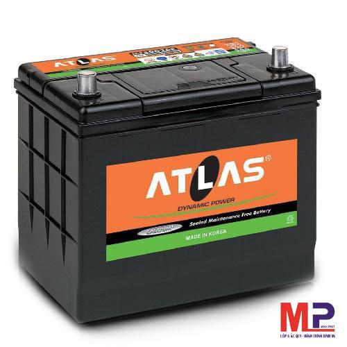 Ắc quy ô tô Atlas gồm những loại nào? Công dụng của từng loại ?