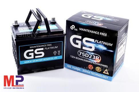 Ắc quy ô tô GS có đắt không ? Giá của nó hiện nay như thế nào ?