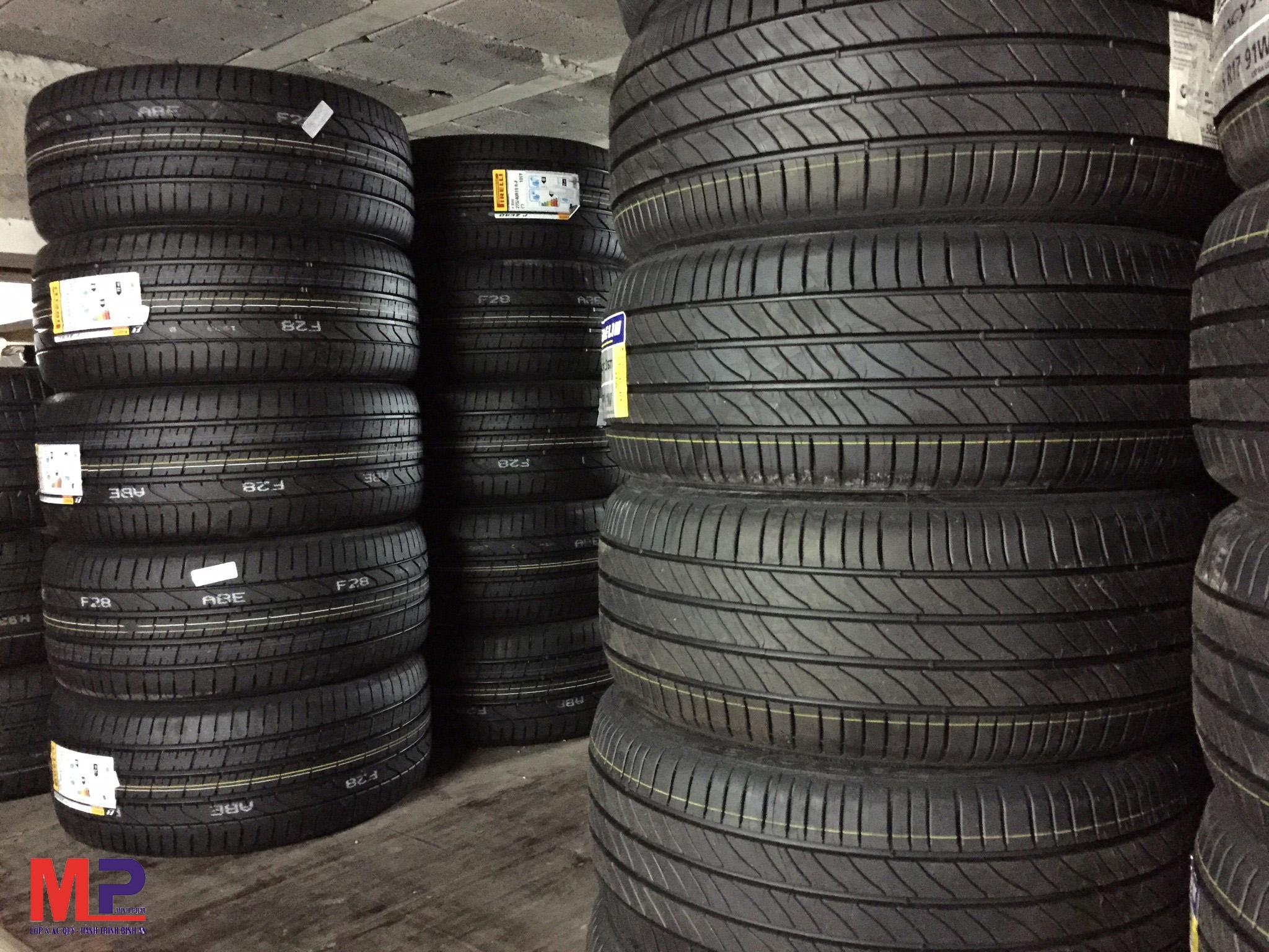 Minh Phát Hà Nội chuyên cung cấp các dòng lốp xe du lịch uy tín, chất lượng