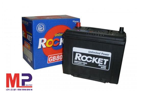 Ắc quy Rocket có nhiều ứng dụng thực tế phù hợp với thị trường Việt Nam
