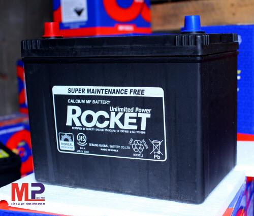 Địa chỉ nào cung cấp ắc quy Rocket 50ah uy tín, chất lượng tại Hà Nội