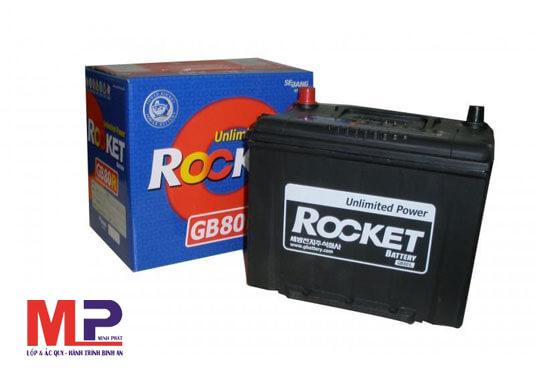 Giá ắc quy Rocket phù hợp với thị trường Việt Nam