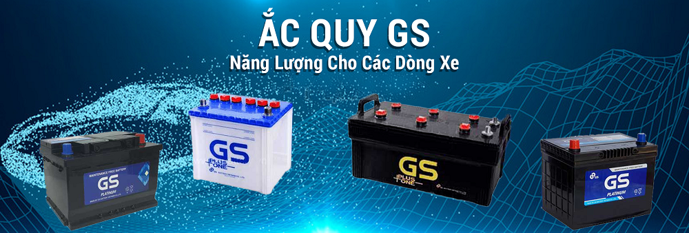 Ắc quy GS