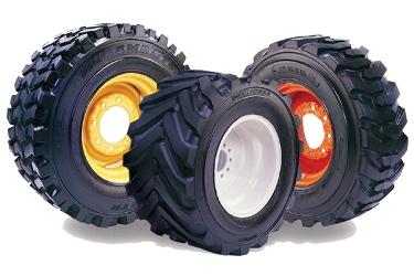 Lốp xe công trình, đặc chủng