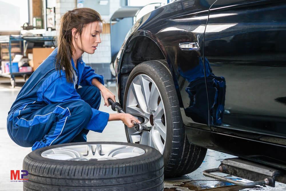 Minh Phát Hà Nội - Địa chỉ thay lốp ô tô giá rẻ chất lượng