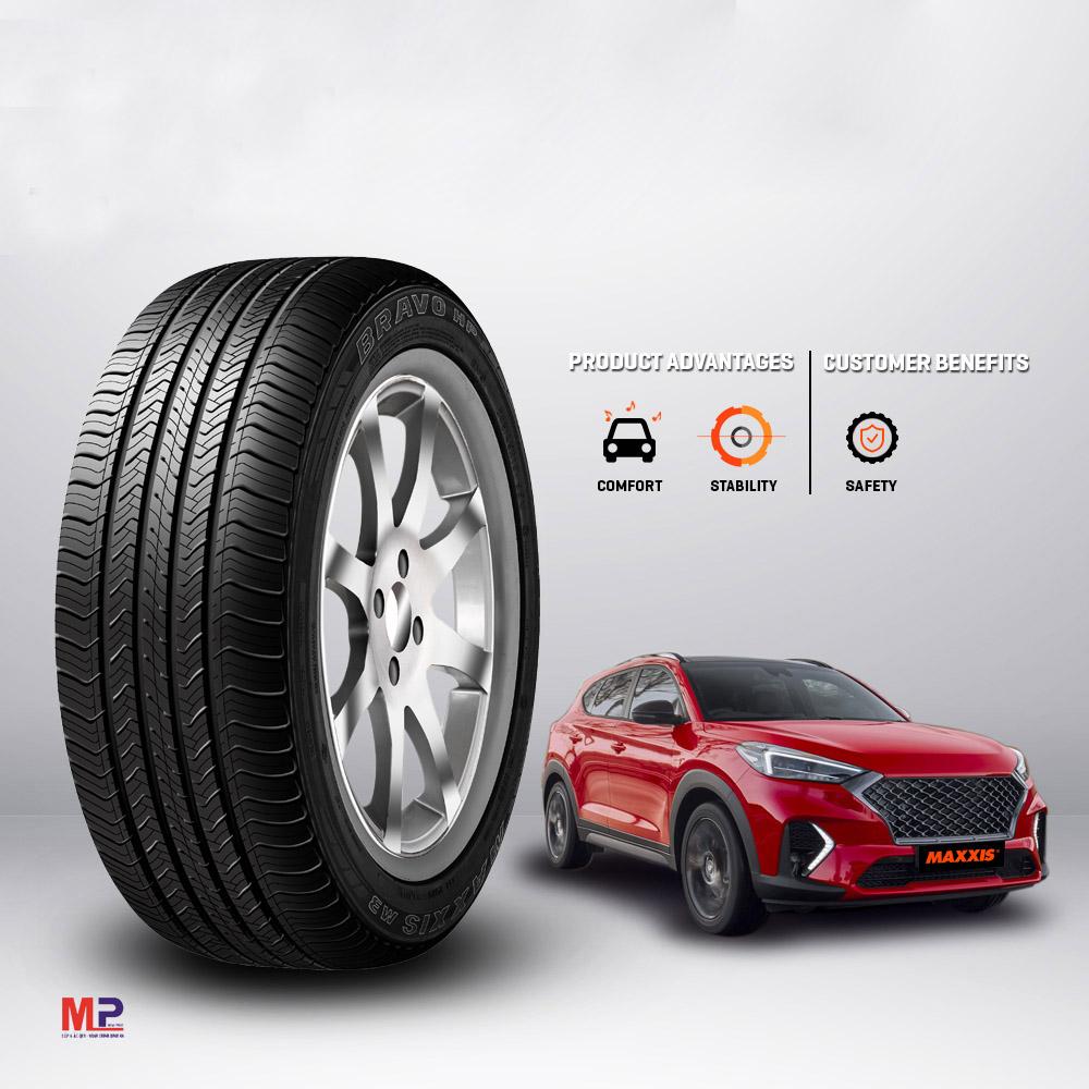 Minh Phát cung cấp đa dạng mẫu lốp